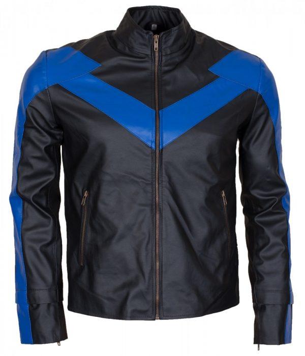 Batman Arkham Knight Night Wing Jacket Costume