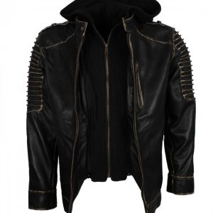 Scarecow Leather Jacket